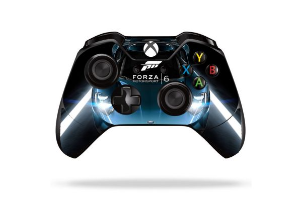 sticker forza 6 pour manette xbox one. Black Bedroom Furniture Sets. Home Design Ideas