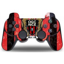 Sticker OGC NICE pour manette PS3