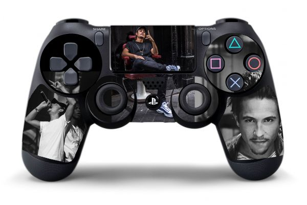 Sticker Nekfeu pour manette PS4