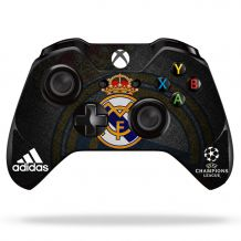 Autocollant Real Madrid pour manette xBox One