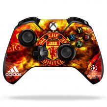 Sticker Manchester United pour manette xBox One