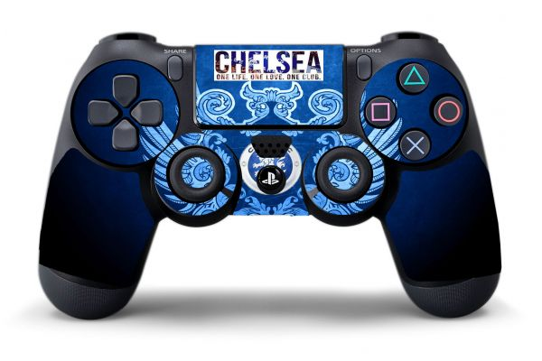 Sticker Chelsea pour manette de PS4