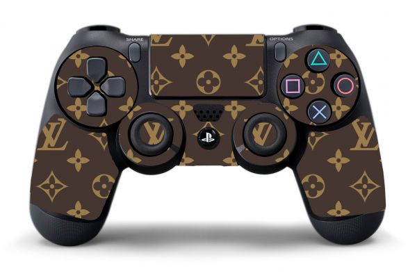 Sticker Luxury pour PS4