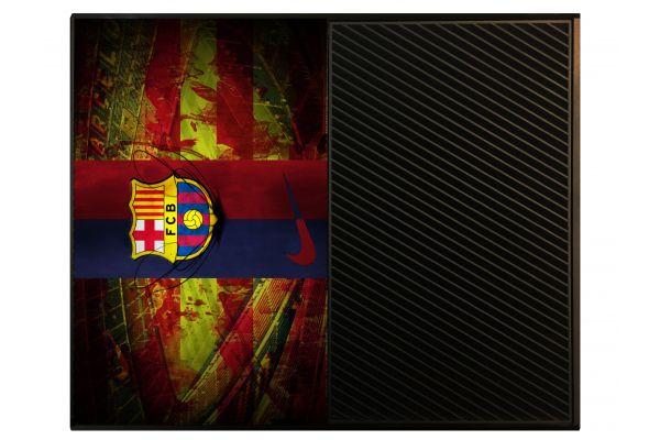 Sticker skin FC Barcelone pour xBox One