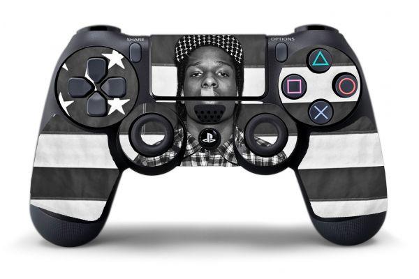 Sticker ASAP Rocky pour manette PS4