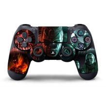 Sticker Metal Gear Solid pour manette PS4