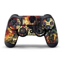Sticker pour manette PS4 Metal Gear Solid