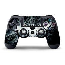 Sticker manette PS4 Dark Knight