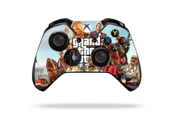 Sticker GTA V pour manette xBox One