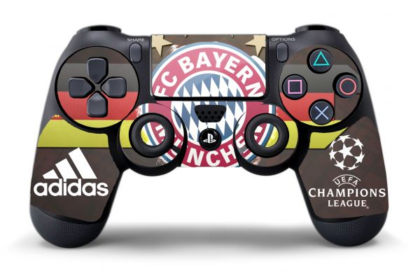 Sticker Bayern Munich pour manette PS4