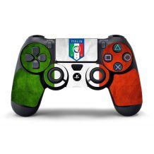 Sticker Italie pour manette PS4