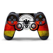 Sticker Allemagne pour manette de PS4