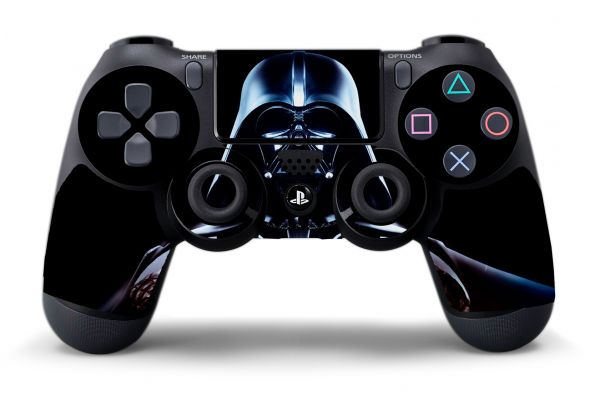 Sticker Dark Vador pour manette PS4