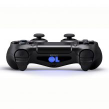Sticker Lightbar OL pour manette PS4