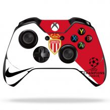 Sticker AS Monaco pour manette xBox One