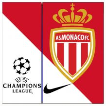 Sticker skin AS Monaco pour PS4