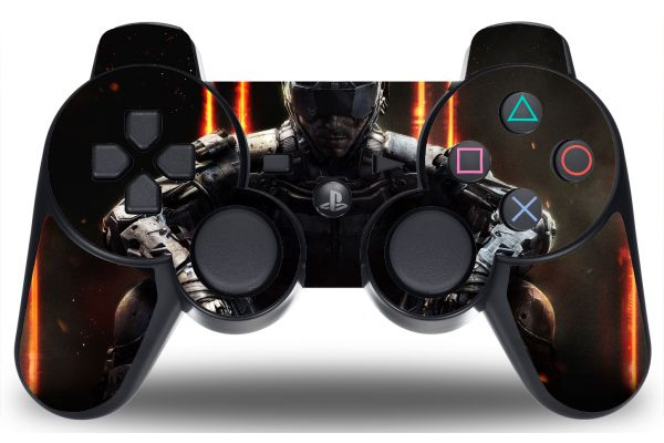 Sticker Black Ops 3 pour manette PS3