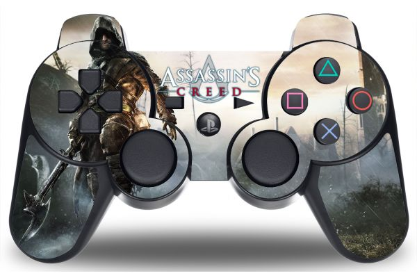 Sticker Assassin Creed pour manette PS3