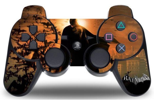 Sticker Batman pour manette PS3