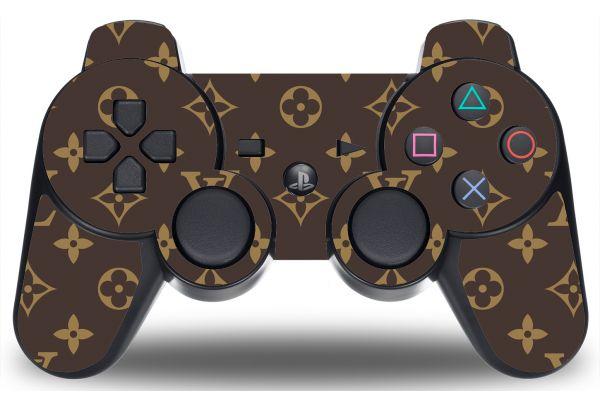 Sticker Luxury pour manette PS3