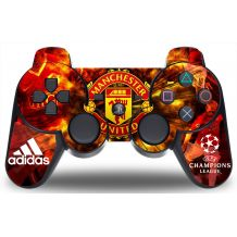 Sticker Manchester United pour manette PS3