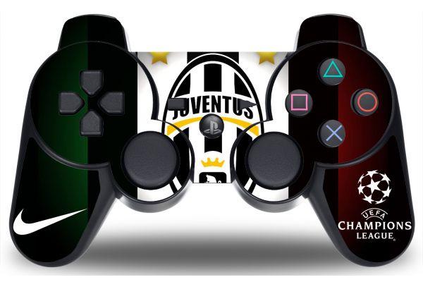 Sticker Juventus pour manette PS3