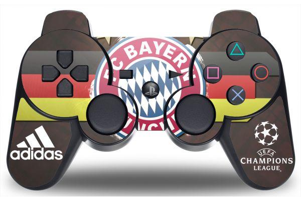 Sticker Bayern Munich pour manette PS3
