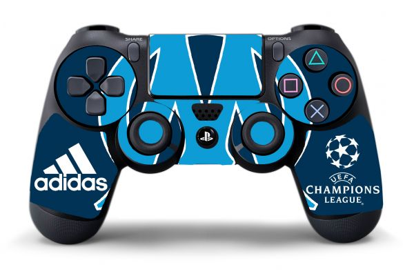 Sticker OM 2017 pour manette PS4