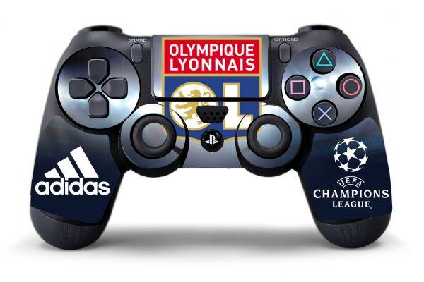 Sticker OL pour manettes PS4