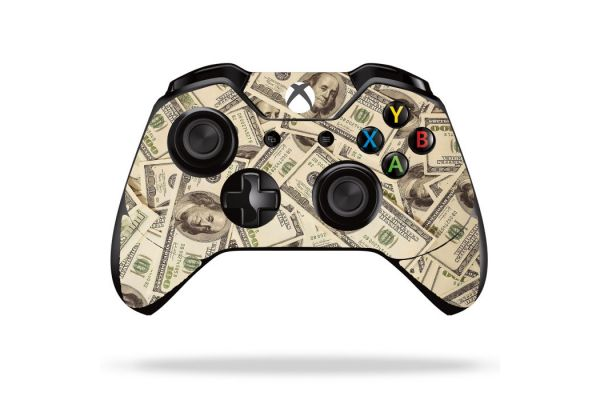 Autocollant Dollar pour manette xBox One