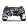Autocollant Fortnite pour manette PS4