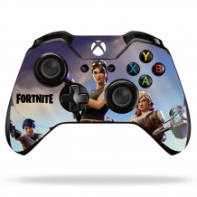 Sticker Fortnite pour manette xBox One