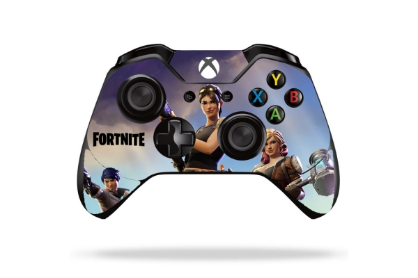 Sticker Fortnite pour manette xBox One