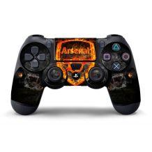Sticker Arsenal pour manettes PS4