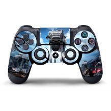 Sticker Battlefront pour manette PS4