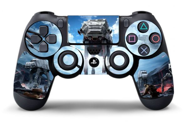 Sticker Battlefront pour manette PS4
